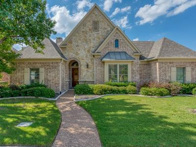McKinney Single Family Home For Sale: 8608 Grand Haven Lane