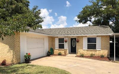 Cisco Single Family Home For Sale: 1408 Royal Lane