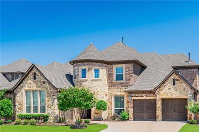 Frisco Single Family Home For Sale: 4862 Livingston Drive