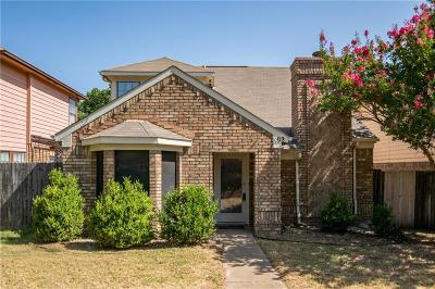 Cedar Hill Single Family Home For Sale: 202 High Pointe Lane