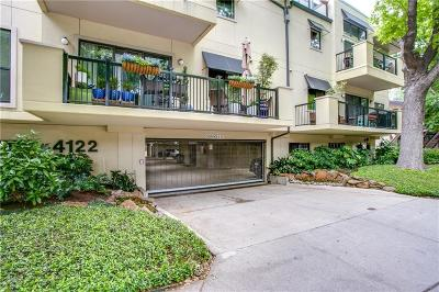 Oak Lawn Condo For Sale: 4122 Avondale Avenue #201