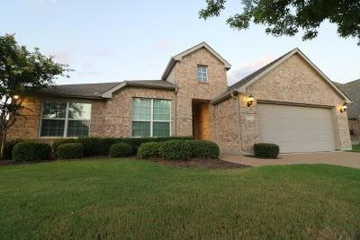 Mckinney Single Family Home For Sale: 716 Fortinbras Drive