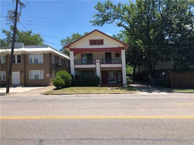 Multi Family Home For Sale: 4806 Live Oak Street