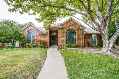 Keller Single Family Home For Sale: 1728 Sawtooth Oak Trail