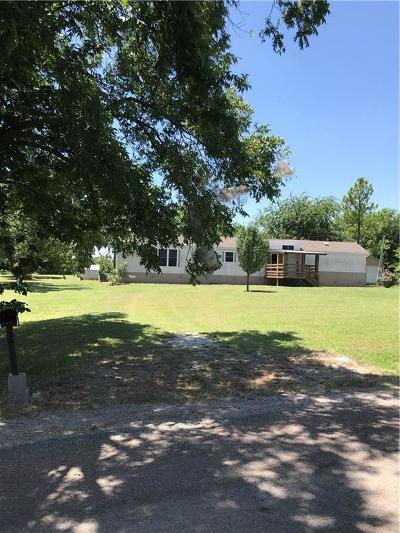 Sherman Single Family Home For Sale: 620 Pennell Road