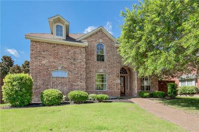 Frisco Single Family Home For Sale: 11823 Harrisburg Drive