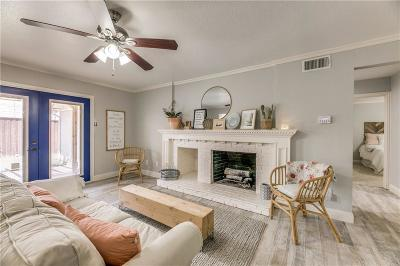 Dallas County, Denton County, Collin County, Cooke County, Grayson County, Jack County, Johnson County, Palo Pinto County, Parker County, Tarrant County, Wise County Single Family Home For Sale: 10429 Vistadale Drive