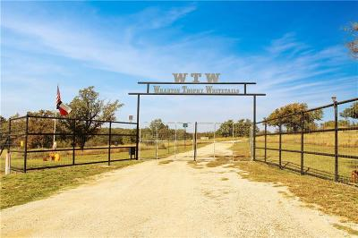 Eastland County Farm & Ranch For Sale: 1800 County Road 164