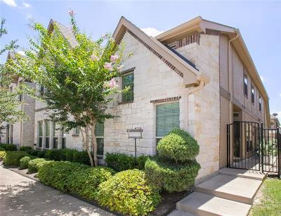 McKinney Townhouse For Sale: 8713 Whitehead Street