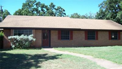 Mineral Wells TX Single Family Home For Sale: $184,900