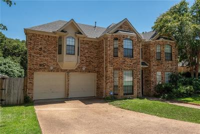 Tarrant County Single Family Home For Sale: 3304 Paint Brush Lane