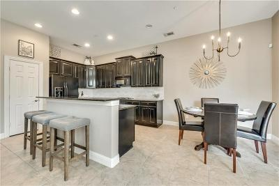 Dallas County, Denton County, Collin County, Cooke County, Grayson County, Jack County, Johnson County, Palo Pinto County, Parker County, Tarrant County, Wise County Condo For Sale: 8628 Pauline Street