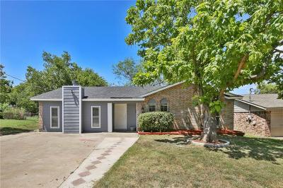 Grand Prairie TX Single Family Home For Sale: $175,000