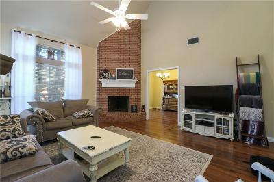 Burleson Single Family Home For Sale: 648 Parkridge Boulevard