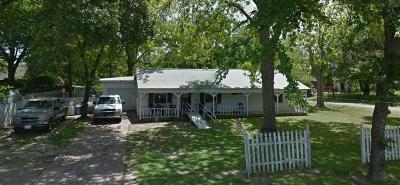 Terrell Single Family Home For Sale: 400 6th Street