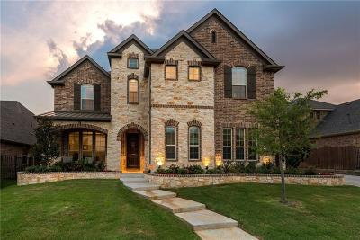 Fort Worth Single Family Home For Sale: 9721 Broiles Lane