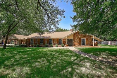 Colleyville Single Family Home For Sale: 100 Timberline Drive N