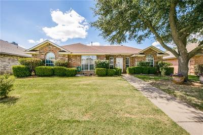 Mesquite Single Family Home For Sale: 2613 Waterloo Lane