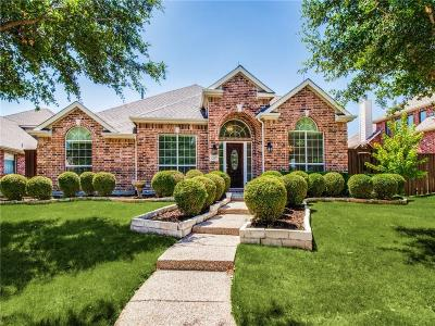 Frisco Single Family Home For Sale: 12687 Blue Ridge Drive