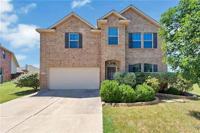 Denton Single Family Home For Sale: 5000 Del Rey Circle