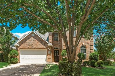 McKinney Single Family Home For Sale: 2421 Pharr Drive