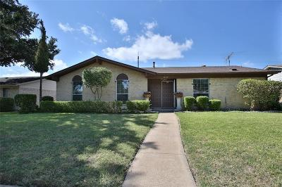 Garland Single Family Home For Sale: 3634 Hillsdale Lane