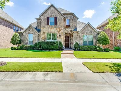Lewisville Single Family Home For Sale: 433 Lavaine Lane