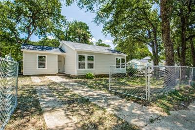 Fort Worth Single Family Home For Sale: 4809 Vinetta Drive