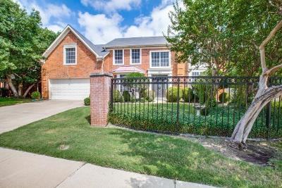 Grand Prairie TX Single Family Home For Sale: $279,000