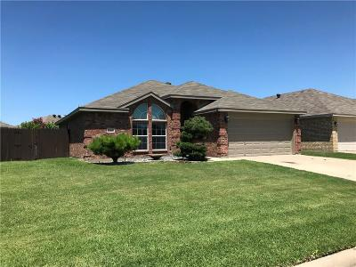 Fort Worth Single Family Home For Sale: 10413 Aransas Drive