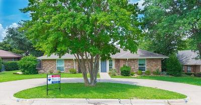 Dallas County, Denton County, Collin County, Cooke County, Grayson County, Jack County, Johnson County, Palo Pinto County, Parker County, Tarrant County, Wise County Single Family Home For Sale: 3410 Morning Star Lane