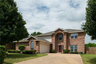 Dallas County, Denton County, Collin County, Cooke County, Grayson County, Jack County, Johnson County, Palo Pinto County, Parker County, Tarrant County, Wise County Single Family Home For Sale: 113 N Laurel Springs Drive