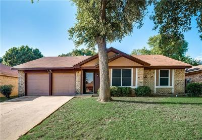 Fort Worth Single Family Home For Sale: 7509 Beckwood Drive