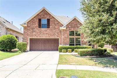 McKinney Single Family Home For Sale: 1613 Longwood Drive