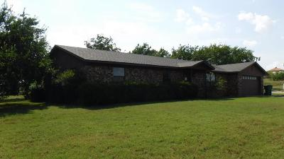 Montague County Single Family Home For Sale: 306 E Bluemound Road