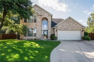 Flower Mound Single Family Home For Sale: 1400 Trinity Court