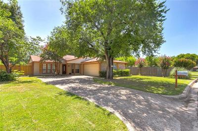 Fort Worth Single Family Home For Sale: 6913 Sunnybank Drive