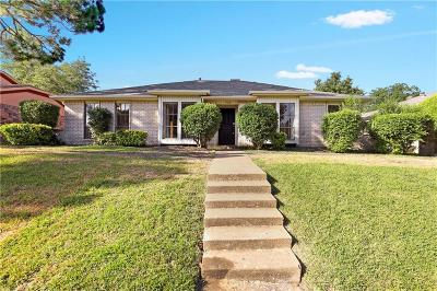 Garland Single Family Home For Sale: 322 Biscay Drive