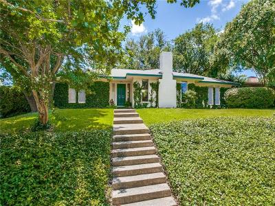 Richardson Single Family Home For Sale: 313 W Lookout Drive