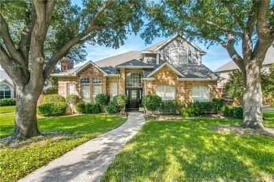 Plano Single Family Home For Sale: 6333 Glenhollow Drive