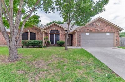 Tarrant County Single Family Home For Sale: 602 Ember Lane