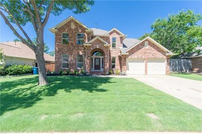 Flower Mound Single Family Home For Sale: 5305 Summerfields Drive