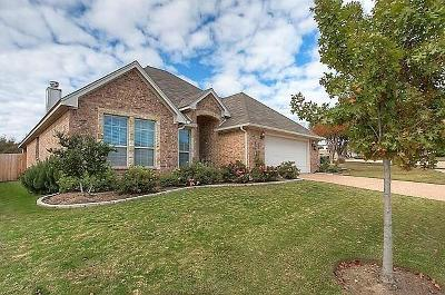 Tarrant County Single Family Home For Sale: 7504 Whitestone Ranch Road