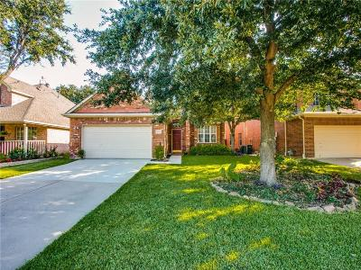 Flower Mound Single Family Home Active Option Contract: 2512 Blue Ridge Trail