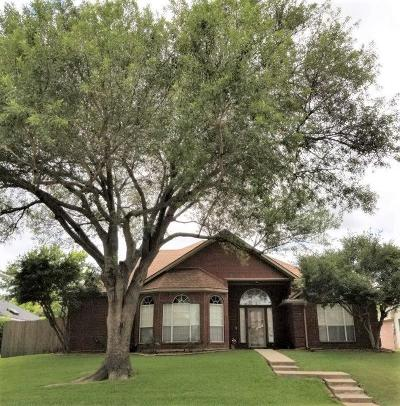 Plano Single Family Home For Sale: 6621 Macintosh Drive