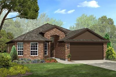 Fort Worth Single Family Home For Sale: 9244 High Stirrup Lane