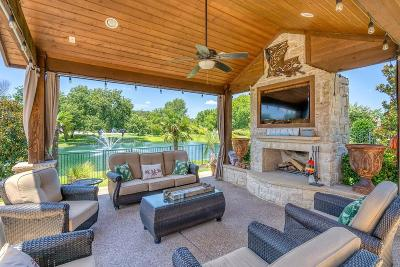 Dallas County, Denton County, Collin County, Cooke County, Grayson County, Jack County, Johnson County, Palo Pinto County, Parker County, Tarrant County, Wise County Single Family Home For Sale: 412 Branding Iron Court