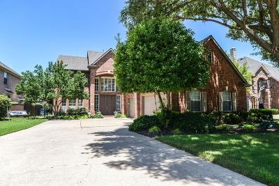 Coppell Single Family Home For Sale: 1020 Basilwood Drive
