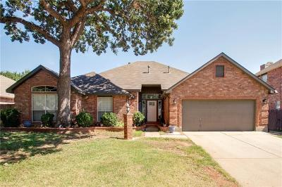 Flower Mound Single Family Home For Sale: 2404 Branch Oaks Lane