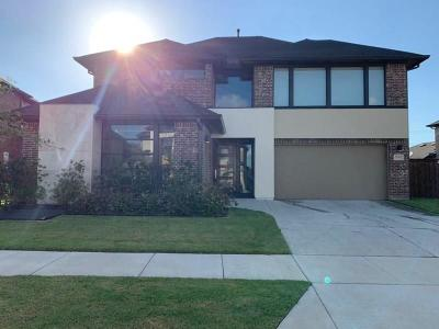 Frisco Single Family Home For Sale: 3747 Agnes Creek Drive